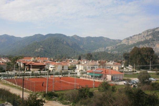 Göcek Tenis Klübü 2