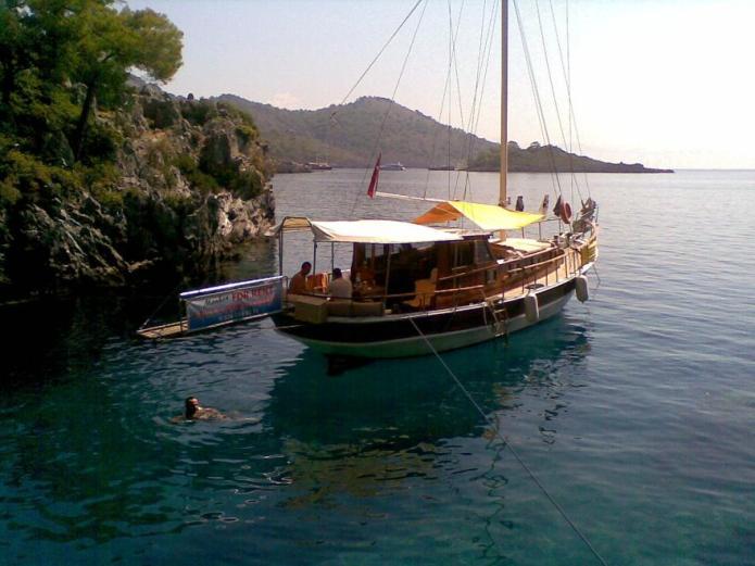 Göcek 12 Adalar özel turu1